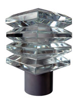 Flash finial