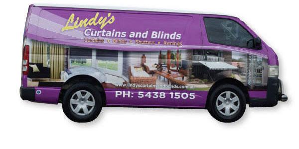 Lindys work van