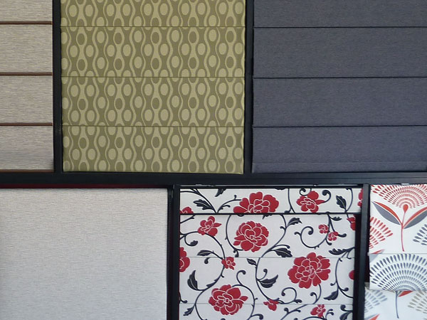 Blinds available from Lindy's Curtains and Blinds