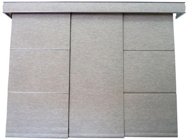 Panel glide