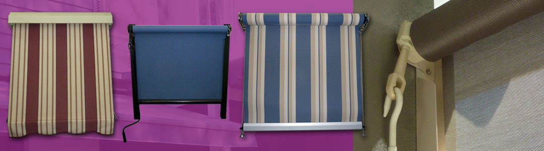 Awnings available at Lindy's Curtains and Blinds